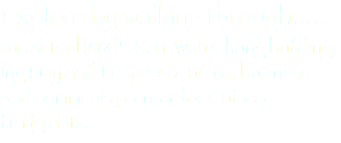 Explore by walking through...... the actual 1860's Kam Wah Chung building; Ing Hay and Lung On's home, business and community center for Chinese immigrants.